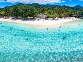 The Rarotongan Beach Resort & Lagoonarium, hotel in Rarotonga