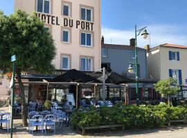 Hôtel Du Port, hotel in Les Sables-d'Olonne