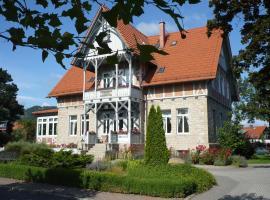 Stadt-gut-Hotel Hoffmanns Gästehaus, отель в Тале
