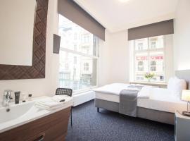Narodni Stay, hotel near Clementinum National Library, Prague