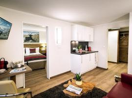 B-Inn Apartments Zermatt, apartment in Zermatt