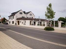 Hotel Salons De Vrede, hotel in Ichtegem