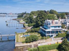 Sanford-Covell Villa Marina, hotel with pools in Newport