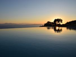 Elimnion Resort, hotel in Khronia