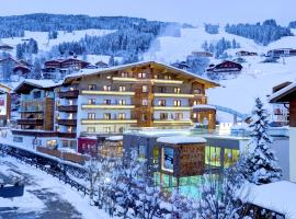 Hotel Kendler, Hotel mit Pools in Saalbach-Hinterglemm