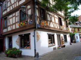 Coeur d'Alsace 3, hotel in Kaysersberg