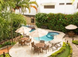 Hotel Ilhas da Grécia, hotel near Enseada Shopping Mall, Guarujá