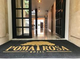 Hotel Poma Rosa, hotel cerca de Avenida 70, Medellín