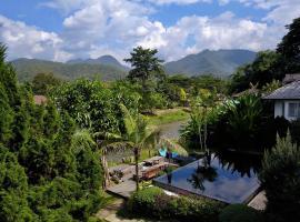 Rim Pai Cottage, resort in Pai