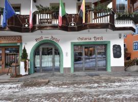 Post Hotel Ristorante Tyrol, hotel a Moena