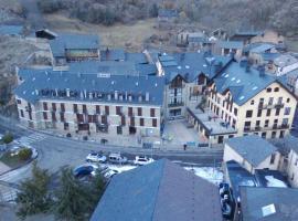 Apartaments Pirinenc, hotel in Esterri d'Àneu