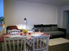 Nikolai apartment, loma-asunto Pärnussa