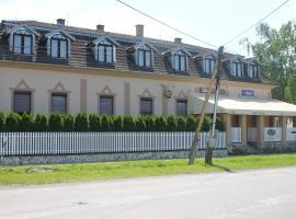 Ubytovanie Toscana, hotel vo Vyšných Revištiach