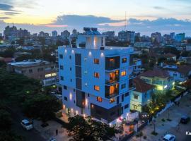 Hotel Kapital, hotel in Maputo
