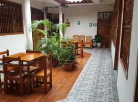 Amazon Green Hotel, hotel in Iquitos