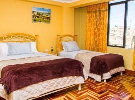 Rayos Del Sol, hotel in Juliaca