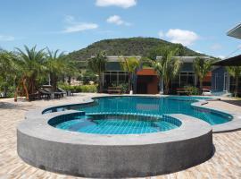 Mountain View resort, hotel in Pran Buri