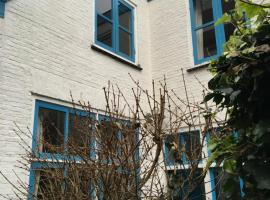 Fishermans House with private parking, holiday home in Scheveningen