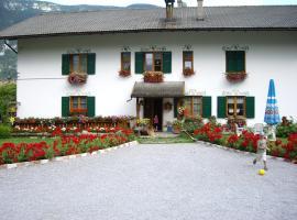 Casa Cristina, hotel near Molveno Lake, Molveno