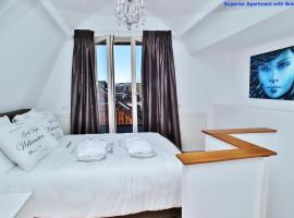 Luxury Apartments Delft I Golden Heart, hotel in Delft