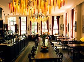 Hotel de Plataan Delft Centrum, hotel dicht bij: TU Delft, Delft