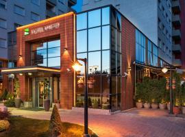 Hotel Nartel, hotel in Prishtinë