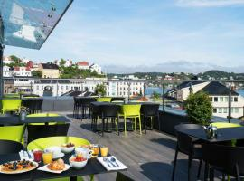 Thon Hotel Arendal, hotell i Arendal