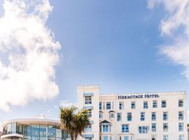 The Hermitage Hotel - OCEANA COLLECTION, hotel in Bournemouth
