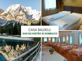 Casa Baldelli, hotel a Dobbiaco