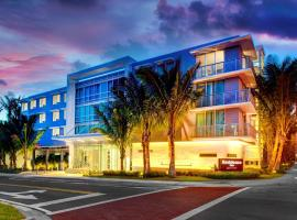 Surfside Beach Ocean View Condo, apart-hotel em Miami Beach