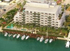 Grand Beach Hotel Bay Harbor, hotell i Miami Beach