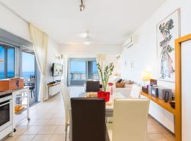 Forteza view, appartamento a Rethymno