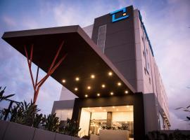 Lithio Hotel, hotel en Veracruz