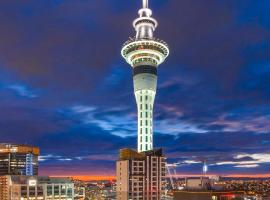 Barclay Suites, serviced apartment in Auckland