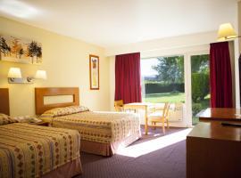 Hotel Paradise Inn, hotel con piscina en Ciudad Victoria