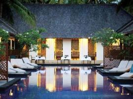 Luce d'Alma Suites Resort & Spa, boutique hotel in Gili Trawangan