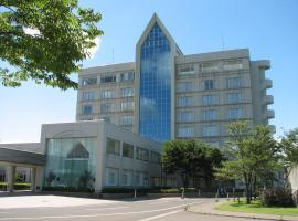 ホテルサンルーラル大潟、Ogataのホテル