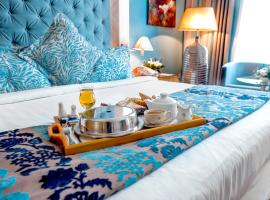 Marina Byblos Hotel, hotel in Dubai