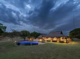 Muluwa Lodge, lodge in White River
