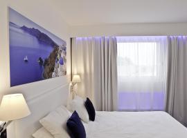 Privilège Hôtel & Apparts Eurociel Centre Comédie, hotel near Hospital La Colombière, Montpellier