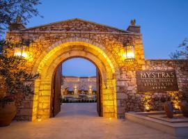 Mystras Grand Palace Resort & Spa, hotel a Sparta