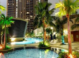 武吉免登時代廣場公寓,吉隆坡的飯店