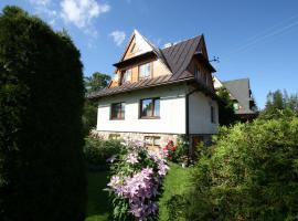 Apartament MAŁY, homestay in Kościelisko