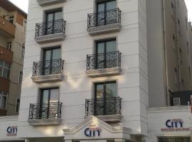 Hotel City Cerkezkoy, hotel near Corlu Airport - TEQ, Cerkezkoy