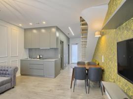 Nikolas Apartamentai - Birstono 7, apartamentai mieste Druskininkai