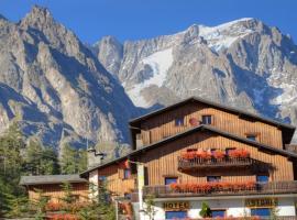 Hotel Astoria, hotel near Skyway Monte Bianco, Courmayeur