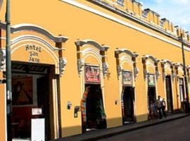 Hotel San Jose, hotel near Merida Bus Station, Mérida