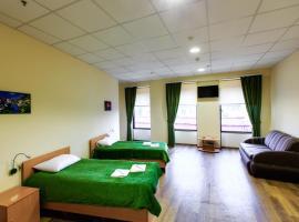 7 Days City Hotel, готель у місті Дніпро