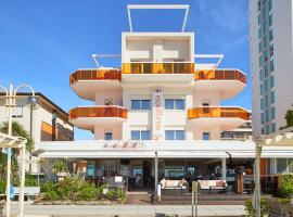 Hotel Villa Gioiosa, отель в городе Лидо-ди-Езоло