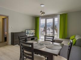 Villa Mountain View Apartamenty – hotel w pobliżu miejsca Kolejka Izerska w Szklarskiej Porębie